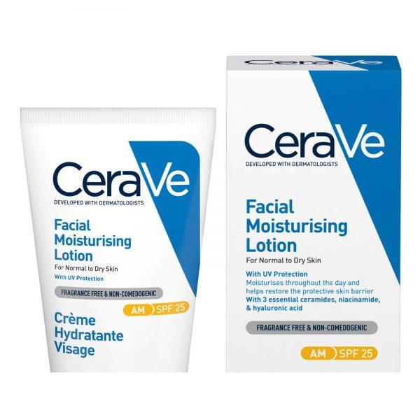 Cerave creme hydratante visage