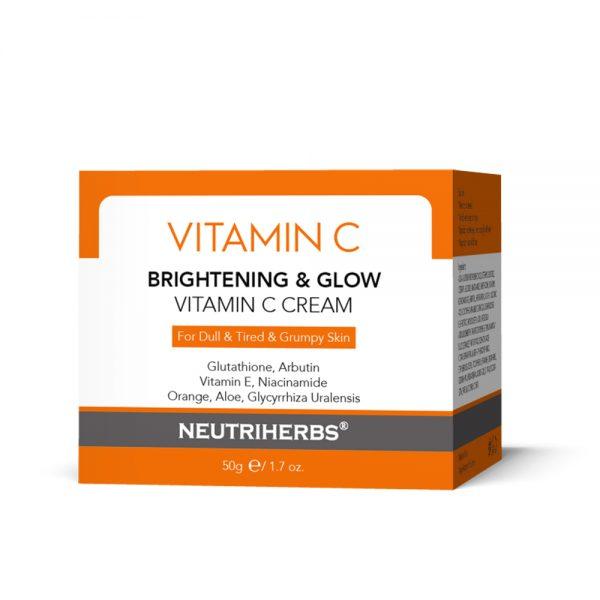 vitamine c creme booster