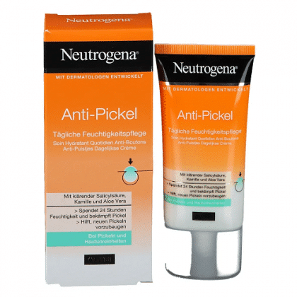 neutrogena anti bouton