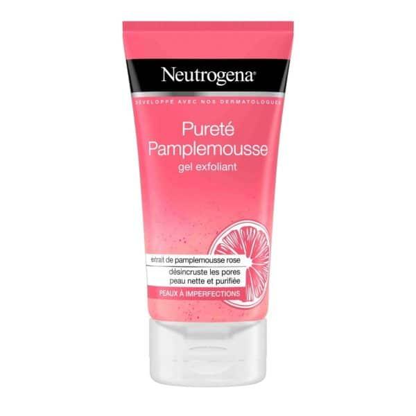 neutrogena purete pamplemousse
